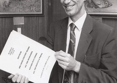 George Flack 1992