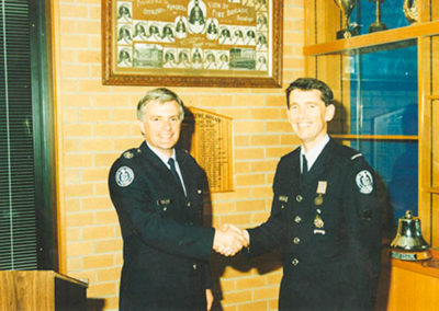 George Flack 1995