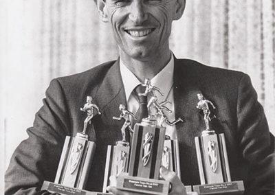 George Flack 1991