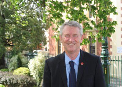 Councillor George Flack OAM 2016